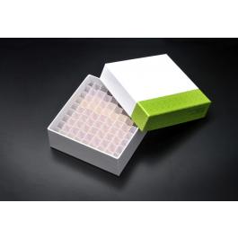 81-Well Cryo Box, Cardboard, 9x9 (81holes), 40/case