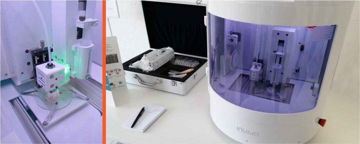 rokit invivo 3D bioprinter