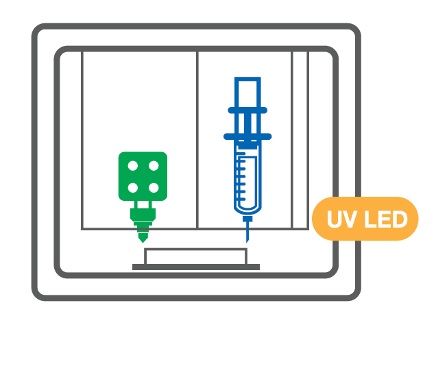 Rokit Invivo 3D Bioprinter standard package 1