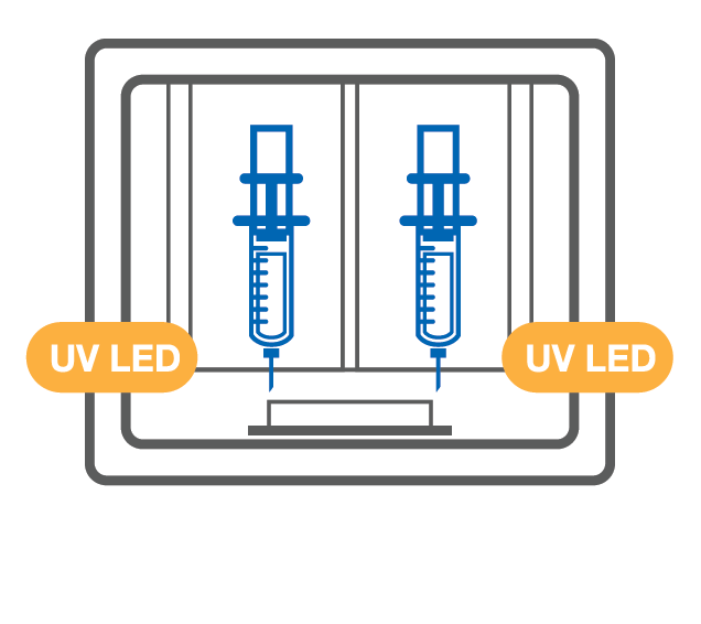 Rokit Invivo 3D Bioprinter standard package 2